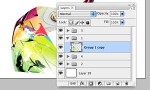 Use Photoshop to create wonderful Photo Strips 007